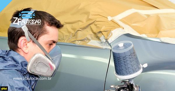 5 coisas que podem prejudicar a pintura do seu carro.