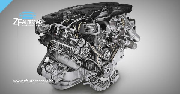 Curiosidade: Qual a diferença entre motores a diesel e a gasolina?